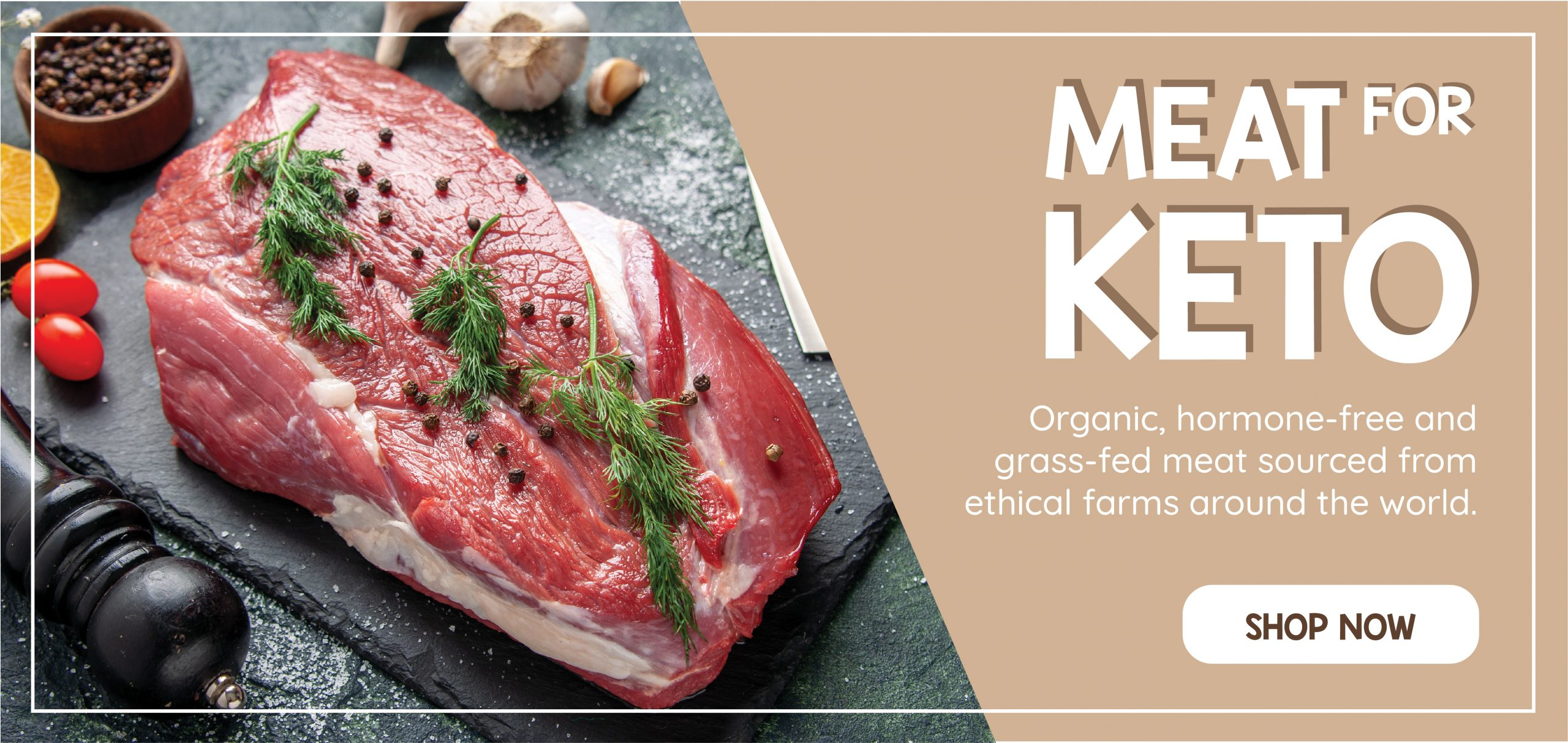 Meat for Keto